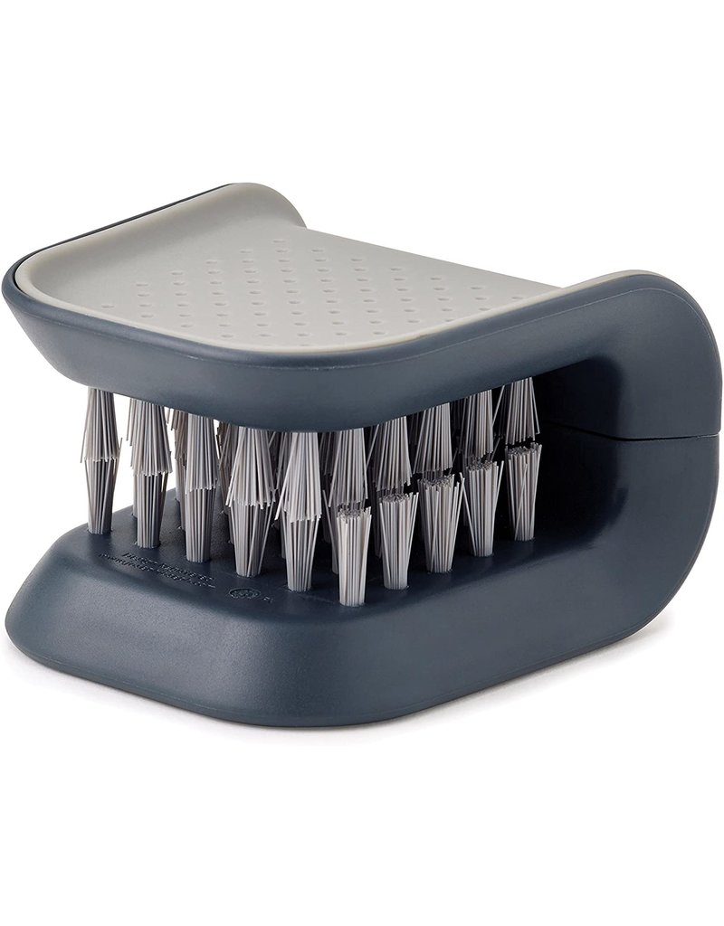 Joseph Joseph Blade Brush Knife Cleaner - Grey