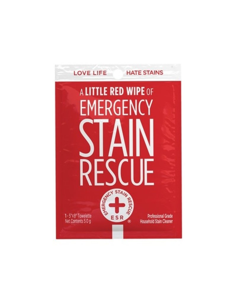 Chateau Spill Emergency Stain Rescue Wipe