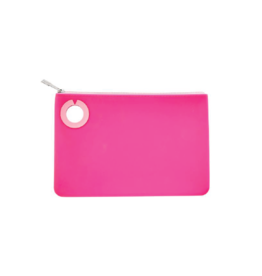 O-Venture Silicone Pouch Tickled Pink