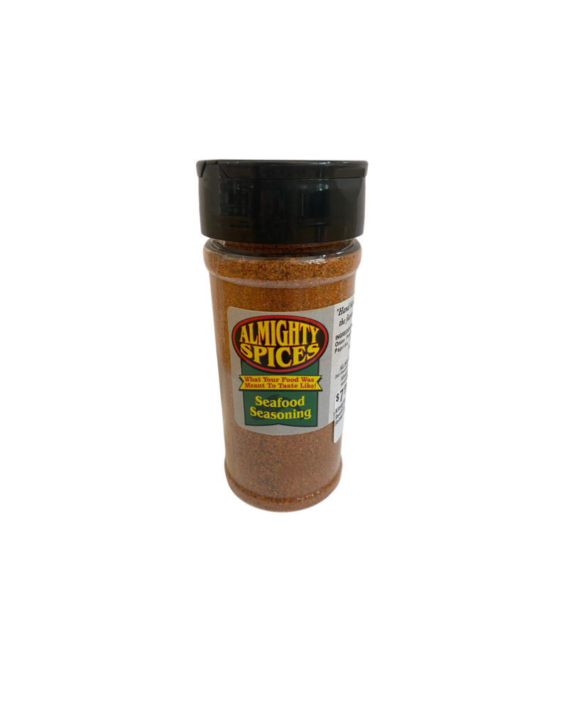 Almighty Spices Almighty Spices Seafood Seasoning