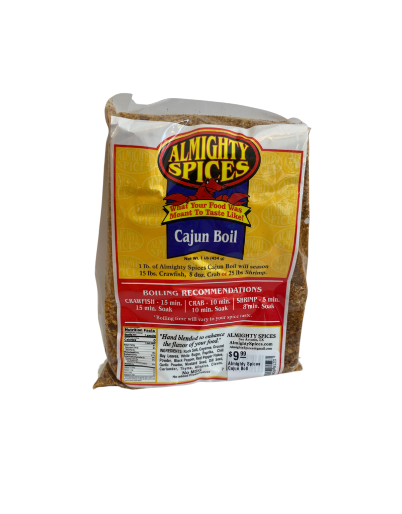 Almighty Spices Almighty Spices Cajun Boil Seasoning