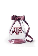 Desden Madison Clear Bucket Bag