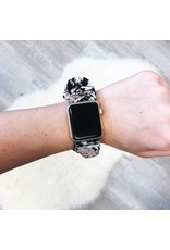 Prep Obsessed Scrunchie Watch Band