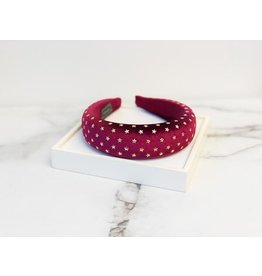 Prep Obsessed Velvet Headband