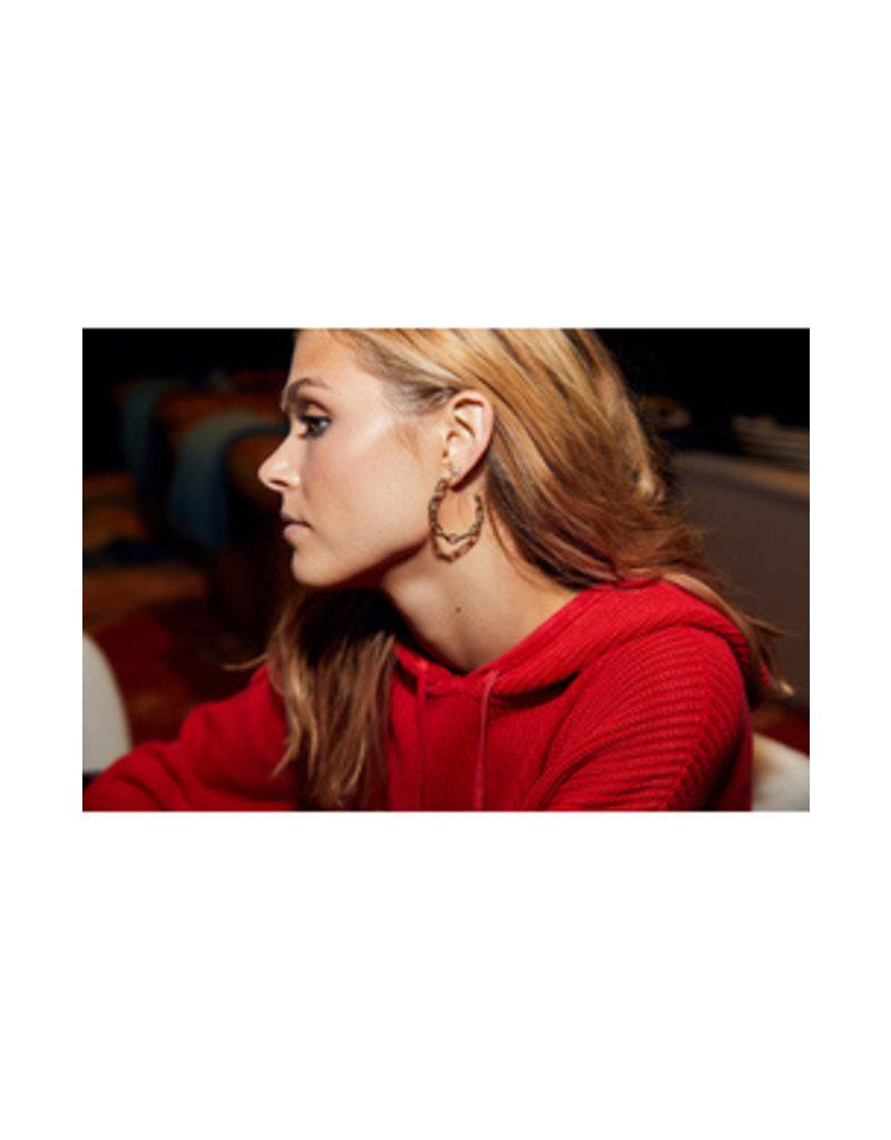 Kendra Scott Ryder Hoop Earring - Seasonal