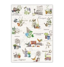 Michel Design Works Country Life Kitchen Towel