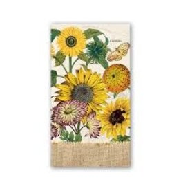 Michel Design Works Sunflower Hostess Napkin
