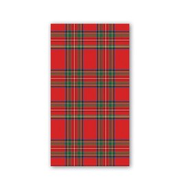 Michel Design Works Tartan Hostess Napkin