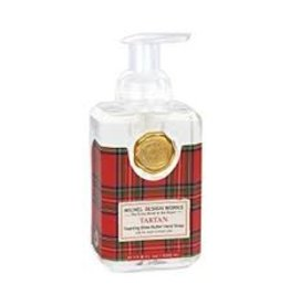 Michel Design Works Tartan Foaming Soap