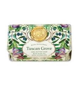 Michel Design Works Tuscan Grove  Large Bath Soap Bar