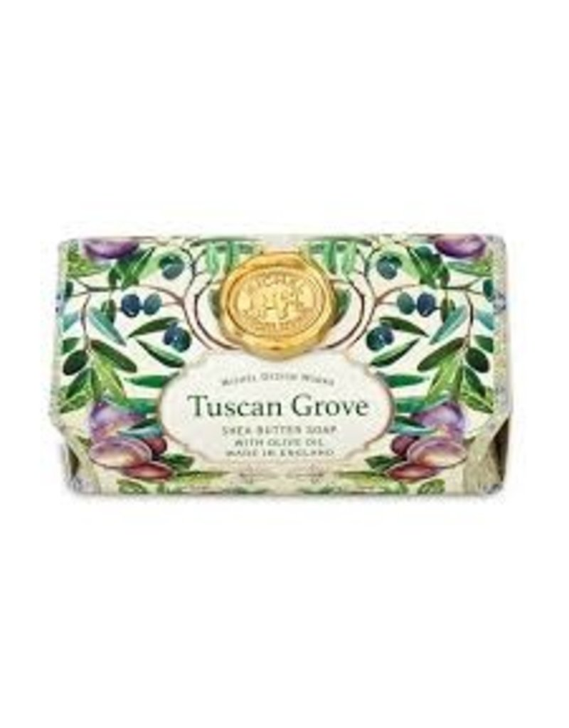 Michel Design Works Tuscan Grove  Large Bath Soap Bar