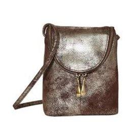 Hobo Bags Fern - Metallic Hide