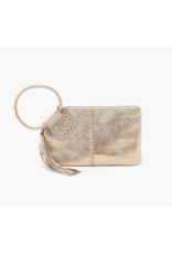 Hobo Bags Sable with Tassel - Metallic Hide