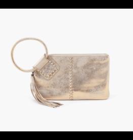 Hobo Bags Sable with Tassel - Metallic Hide
