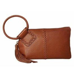 Hobo Bags Sable with Tassel - Vintage Hide