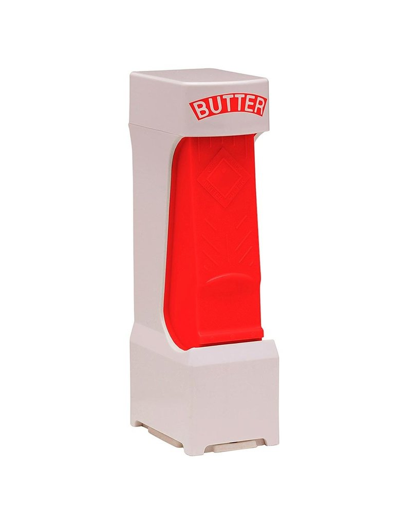Harold Import Co. Red One Click Butter Cutter