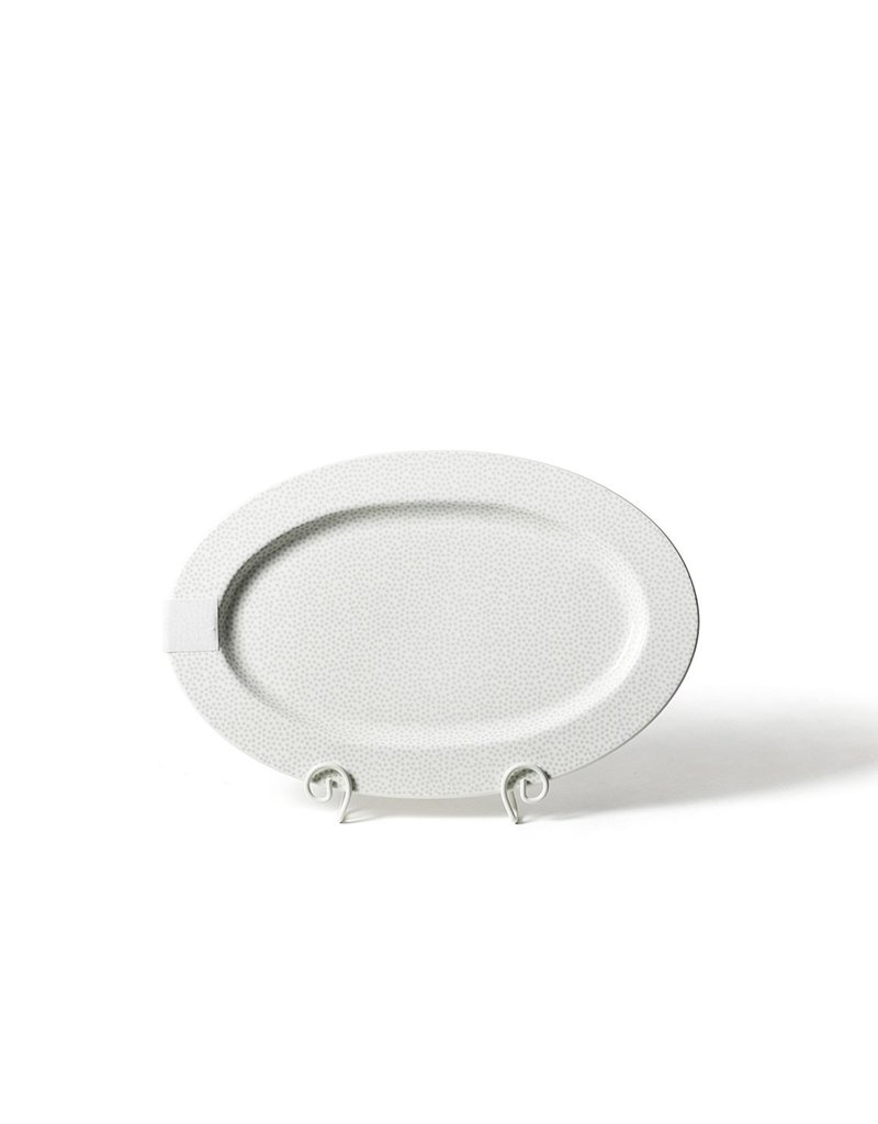 "Coton Colors Big 20"" Oval Entertaining Platter"