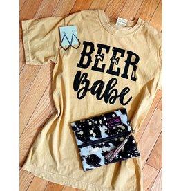 Midwest Tees Beer Babe Tee