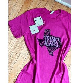 Midwest Tees Texas Mandala Tee