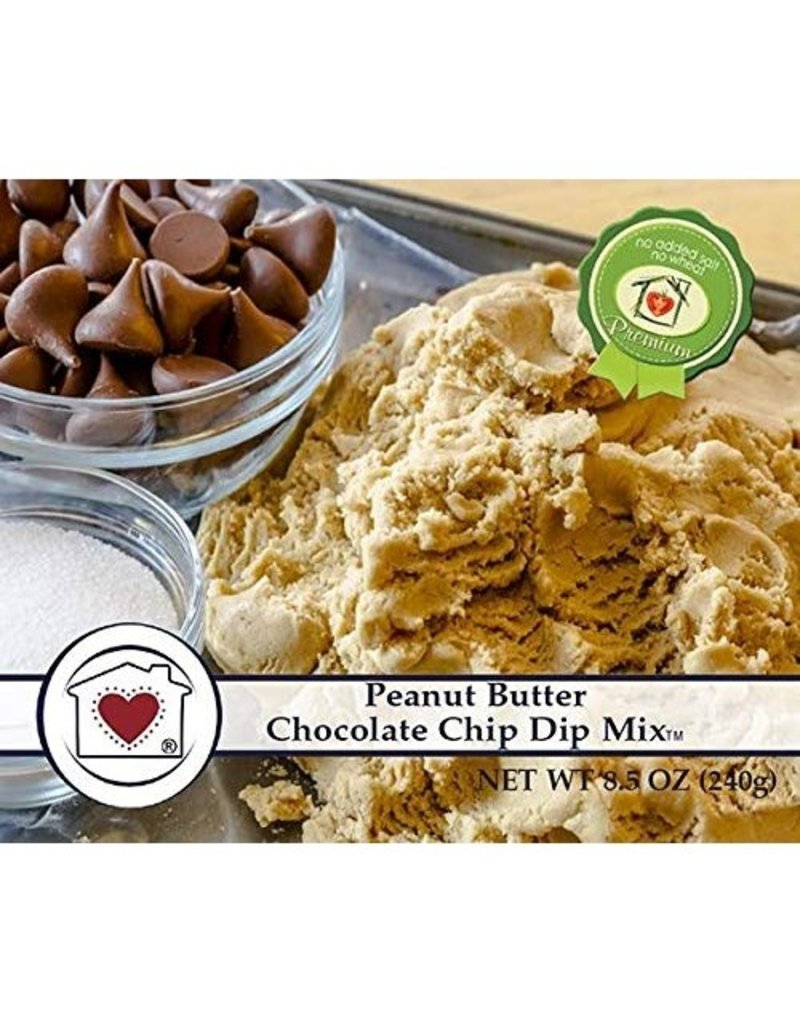 Country Home Creations Peanutbutter Chocolate Chip Dip Mix