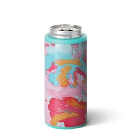 Swig Swig 12oz Skinny Can Cooler-Cotton Candy