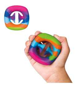 Toysmith Snapperz - Rainbow