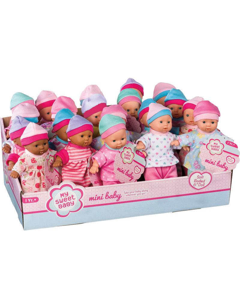 Toysmith Assorted Mini Babies