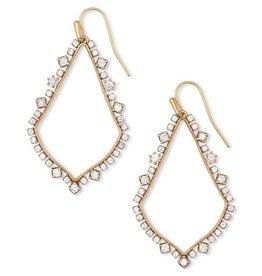 Kendra Scott Sophee Crystal Drop Earring