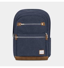 Travelon Anti-Theft Heritage Backpack Indigo