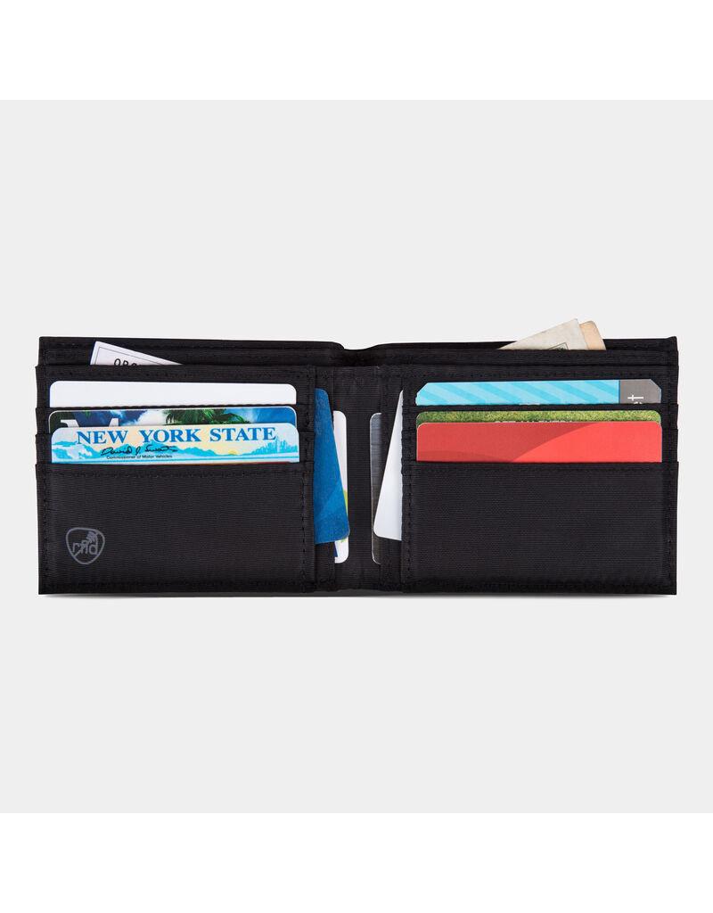 Travelon RFID Blocking Mens Billfold Wallet Slate