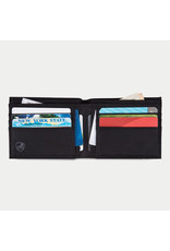 Travelon RFID Blocking Mens Billfold Wallet Black