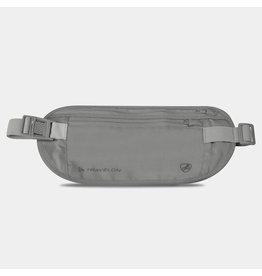 Travelon RFID Blocking Undergarment Waist Pouch Gray