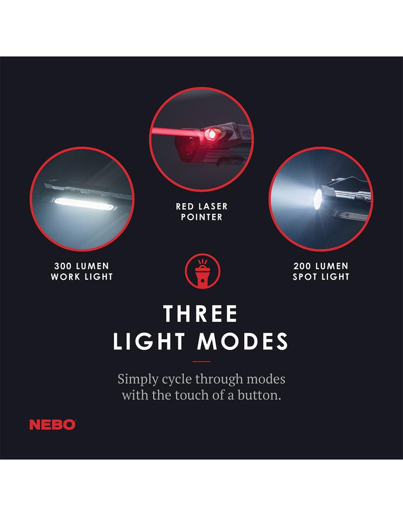 Alliance Sports /Nebo Tools Larry Trio
