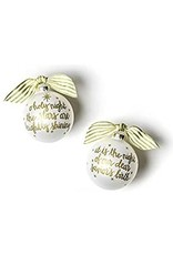 Coton Colors Stars Are Brightly Shining Glass Ornament