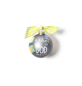 Coton Colors Children Are A Gift From God Ornament