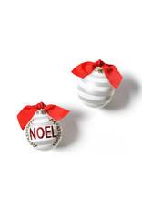 Coton Colors Noel Berry Glass Ornament