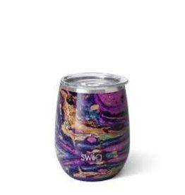 Swig Swig 14oz Stemless Wine Cup - Purple Rain
