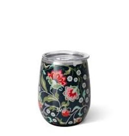 Swig Swig 14oz Stemless Wine Cup - Lotus Blossom