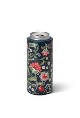 Swig Swig 12oz Skinny Can Cooler - Lotus Blossom