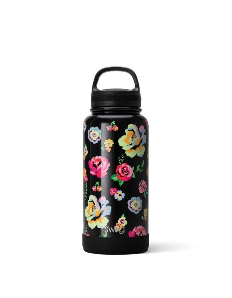 Swig Swig 30oz Bottle - Fleur Noir
