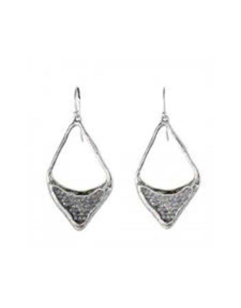 Waxing Poetic Kristal Kite Earrings