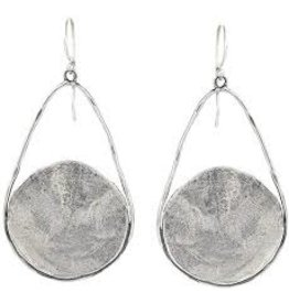 Nomad Earrings Sterling Silver