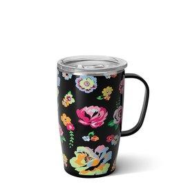 Swig Swig 18oz Mug - Fleur Noir