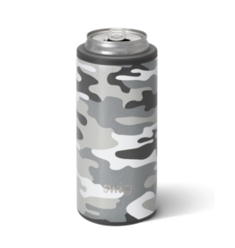 Swig Swig 12oz Skinny Can Cooler-Incognito Camo