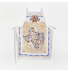 One Hundred 80 Degrees Texas Apron