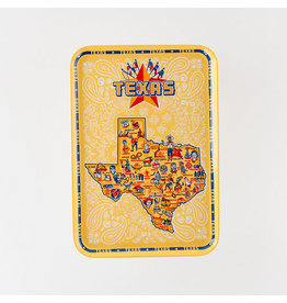One Hundred 80 Degrees Texas Tray Melamine
