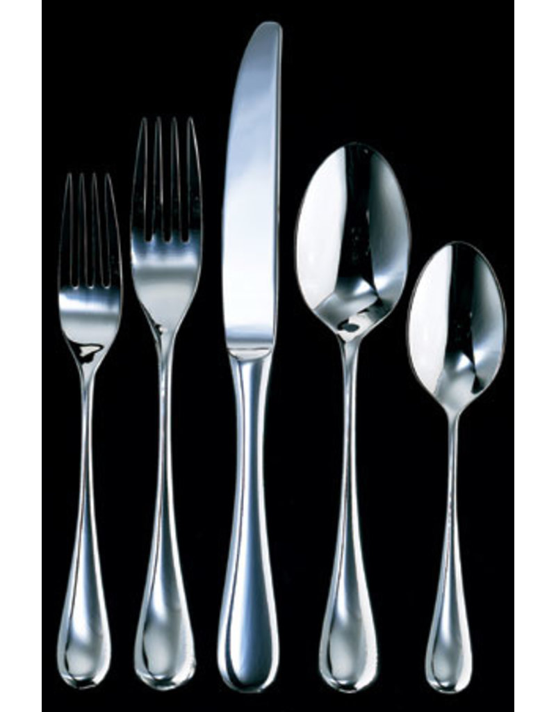 Ginkgo International Firenze 5pc SS Place Setting