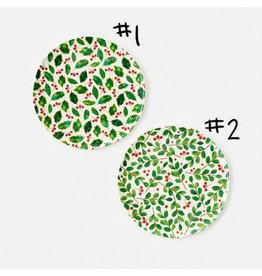 """One Hundred 80 Degrees Botanical Platter 14.5"""""""