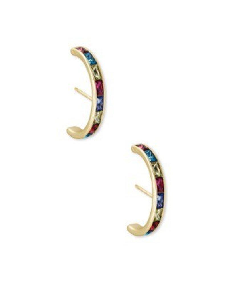 Kendra Scott Jack Statement Stud Earring