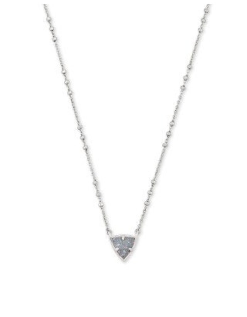 Kendra Scott Perry Short Necklace - Drusy